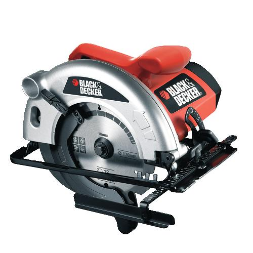 Пила ручная циркулярная Black & decker Cd601