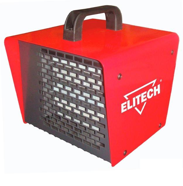 Электрическая тепловая пушка Elitech ТП 2ЕР электрическая