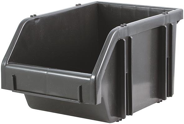 Лоток FitКонтейнеры для хранения инструмента<br>Форм-фактор: лоток, Длина (мм): 112, Ширина: 160, Высота: 75, Материал: пластик<br>