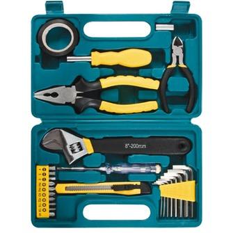 Набор инструментов в кейсе, 26 предметов Fit