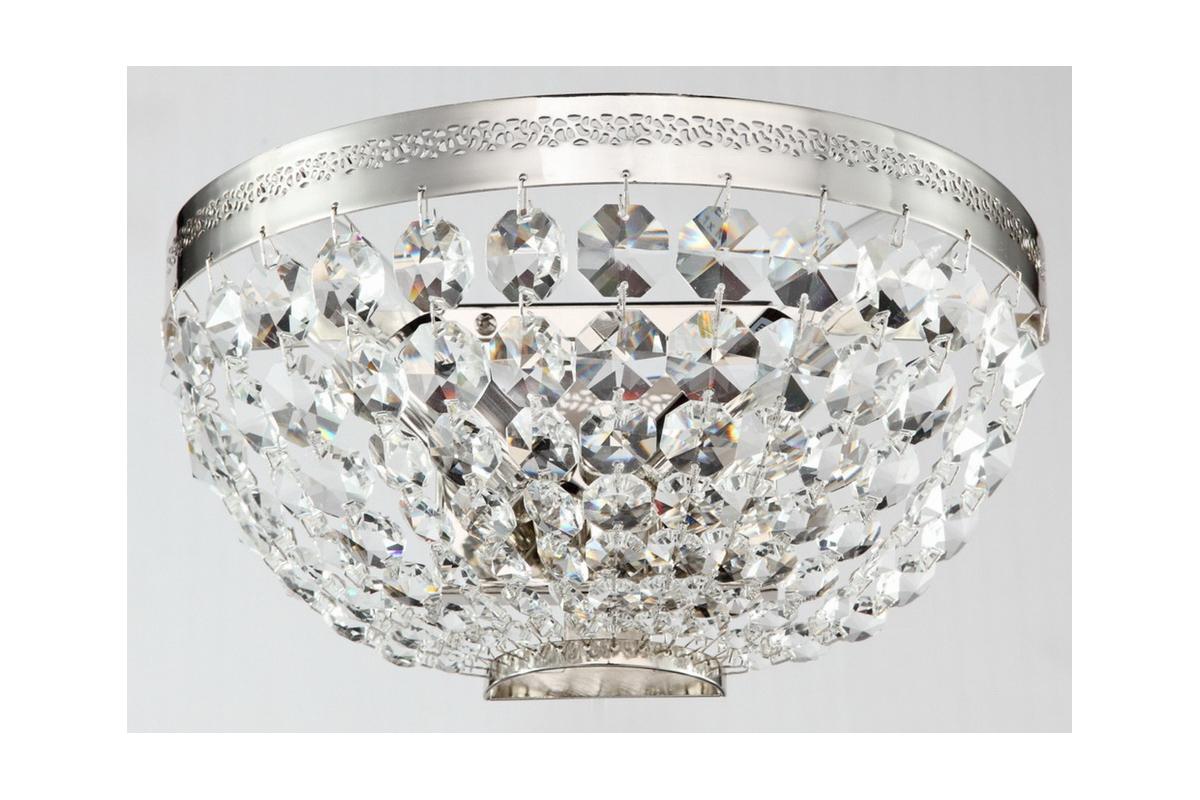 Бра MaytoniНастенные светильники и бра<br>Тип: настенный, Назначение светильника: для гостиной, Стиль светильника: модерн, Материал светильника: металл, Тип лампы: накаливания, Количество ламп: 2, Мощность: 60, Патрон: Е14, Цвет арматуры: никель, Ширина: 250, Высота: 130, Диаметр: 250, Коллекция: p700<br>
