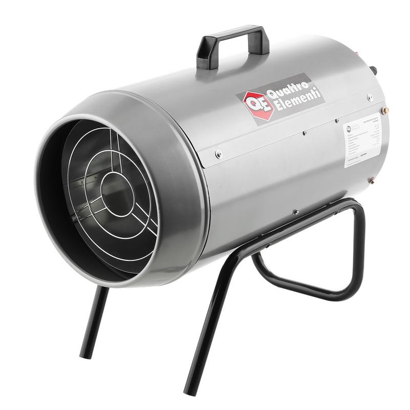Газовый нагреватель воздуха Quattro elementi