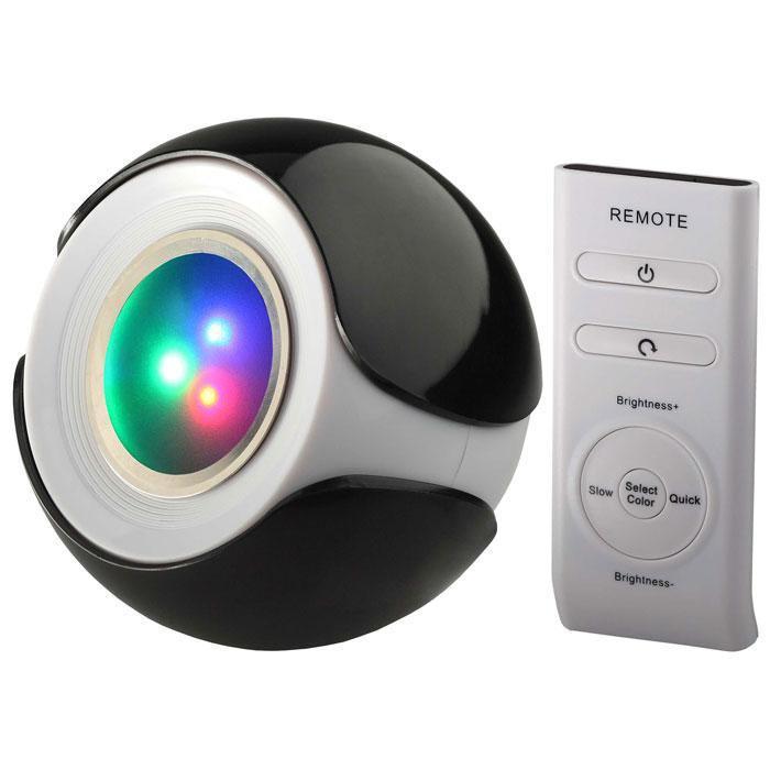 Светильник декоративный ЭРАЛампы настольные<br>Тип настольной лампы: декоративная, Назначение светильника: для комнаты, Стиль светильника: современный, Материал светильника: пластик, Длина (мм): 78, Ширина: 95, Количество ламп: 3, Тип лампы: светодиодная, Мощность: 3, Патрон: LED<br>