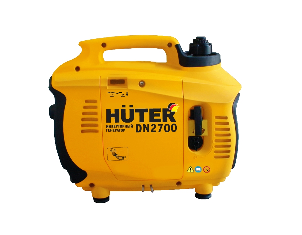 Инверторный бензиновый генератор Huter
