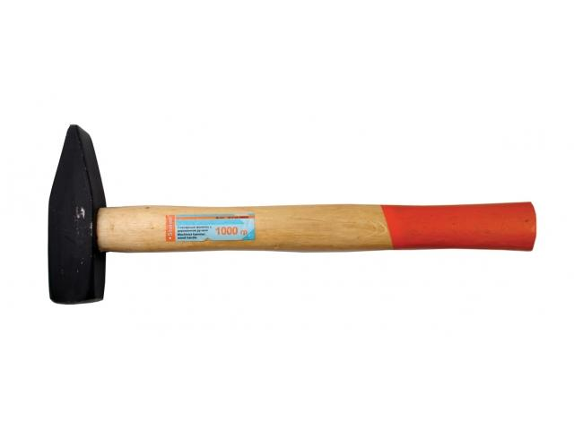 Молоток слесарный Sturm!Молотки ручные<br>Тип молотка: слесарный,<br>Форма бойка: квадрат,<br>Материал рукоятки: древесина<br>