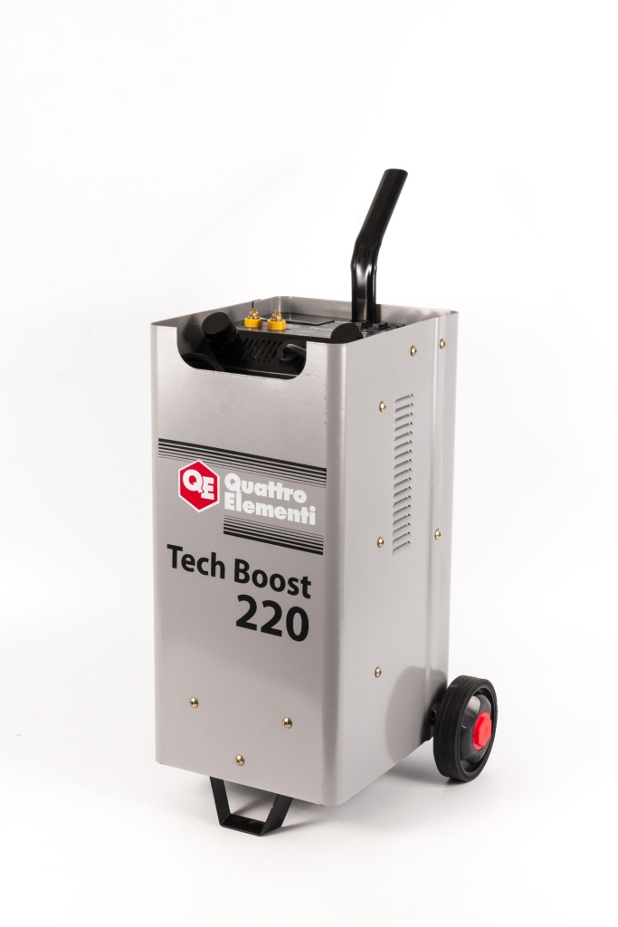 Tech boost 220, Устройство пуско-зарядное