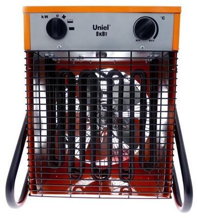 Электрическая тепловая пушка Uniel