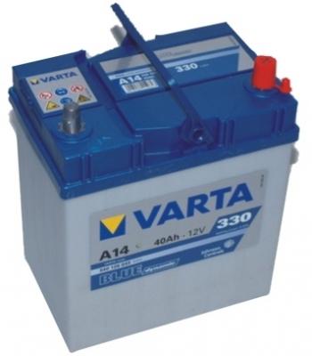 Аккумулятор автомобильный Varta