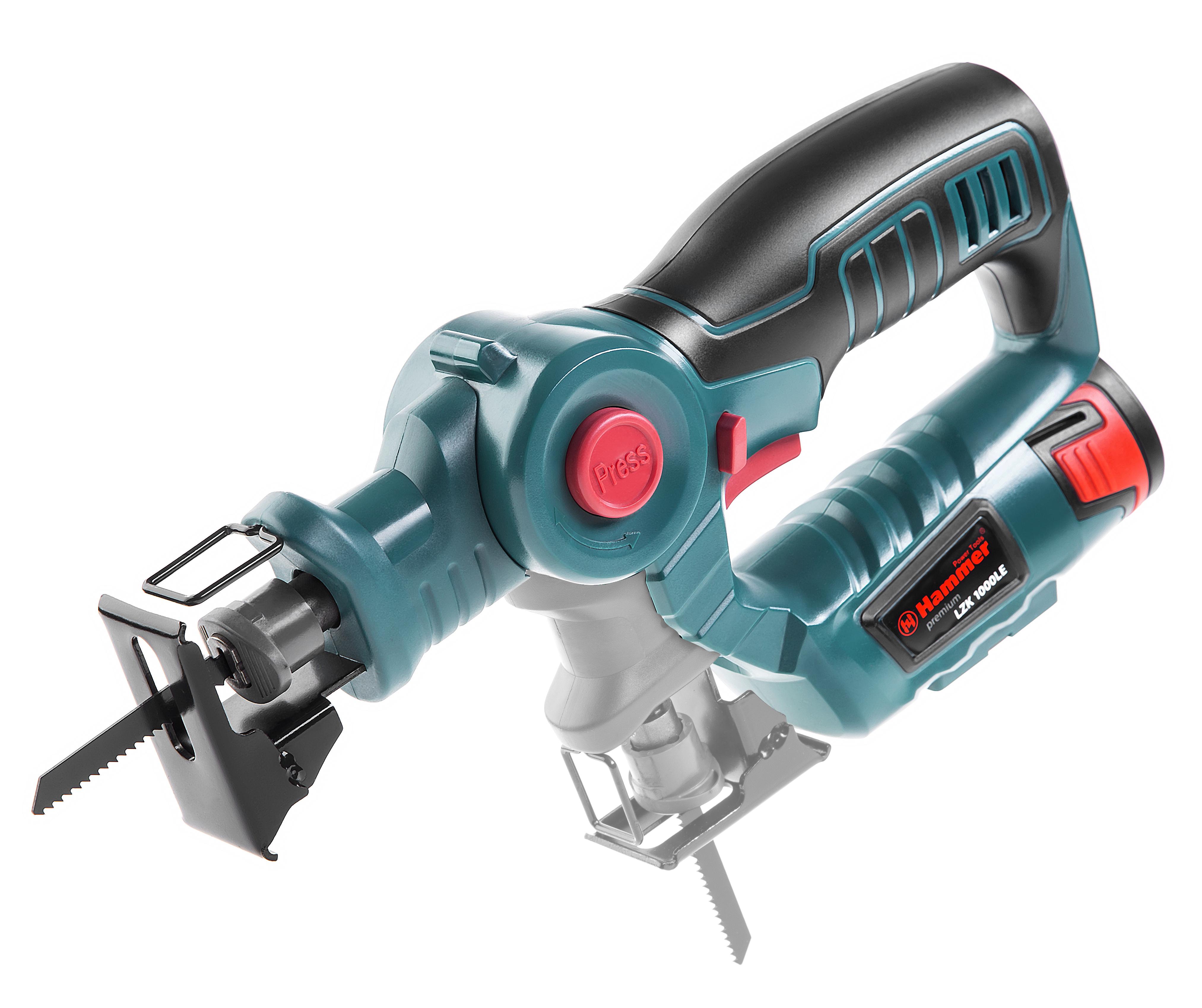 Аккумуляторный лобзик Hammer
