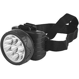Налобный фонарь ТРОФИ