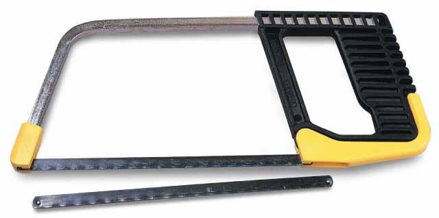Ножовка по металлу StanleyНожовки ручные<br>Длина (мм): 254,<br>Назначение: металл,<br>Тип ножовки: мини-ножовка<br>