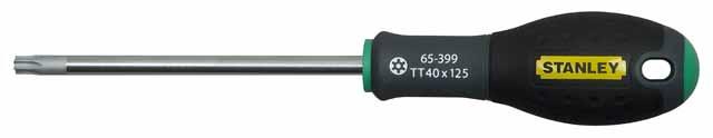 Отвертка-звездочка (torx) StanleyОтвертки<br>Тип наконечника: T (TORX-6-ти гранн. звезда),<br>Тип отвертки: стандартная,<br>Длина (мм): 75<br>