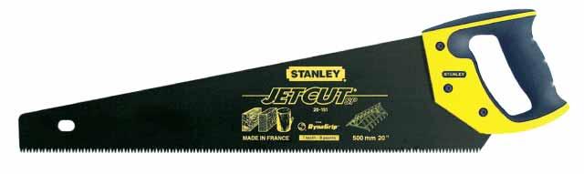 Ножовка по дереву StanleyНожовки ручные<br>Длина (мм): 500,<br>Назначение: дерево,<br>Тип ножовки: ножовка<br>