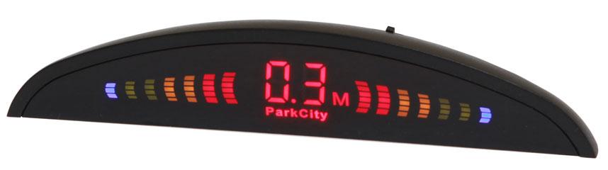 Парктроник Parkcity от 220 Вольт