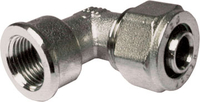Уголок HencoУголки для труб<br>Материал фитинга: латунь, Тип трубного соединения: обжим, Присоединительный размер: 1/2  , Диаметр арматуры: 20<br>