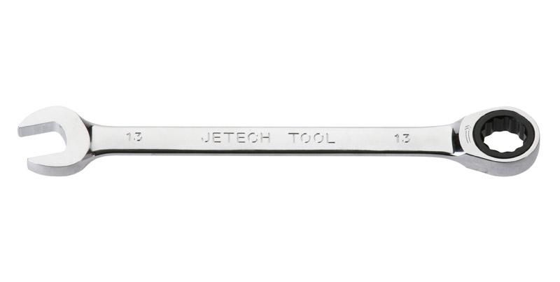 Ключ гаечный с трещоткой Jetech - JetechКлючи гаечные с трещоткой<br>Размер ключа максимальный: 6,<br>Размер ключа минимальный: 6,<br>Количество зубьев: 72<br>
