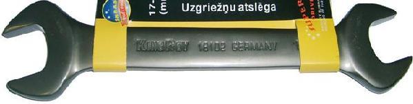 Ключ гаечный рожковый 12х14 Skrab