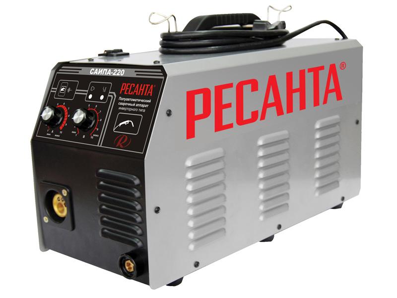Сварочный полуавтомат Ресанта Саипа-220