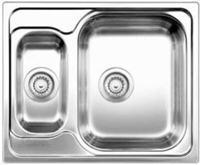 Мойка кухонная из нержавеющей стали Blanco