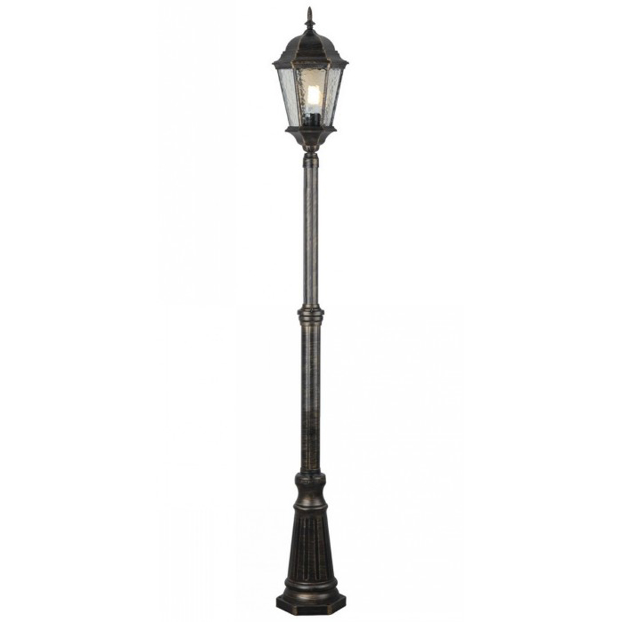 ���������� ������� Arte lamp - Arte lamp����������� �������<br>��������: 100,<br>��� ���������: ���������,<br>����� �����������: ��������,<br>�������� �����������: ������, ������,<br>���������� ����: 1,<br>��� �����: �����������,<br>������: �27,<br>������� ������ �� ���� � �����: IP 44,<br>���� ��������: ������,<br>����� (��): 240,<br>������: 240,<br>������: 2100<br>