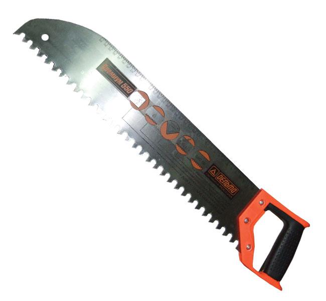 Ножовка ДЕЛЬТА