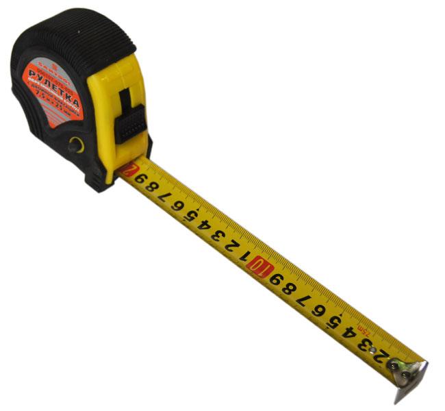 Рулетка SantoolРулетки<br>Длина (м): 7.5,<br>Ширина: 25,<br>Тип рулетки: рулетка<br>