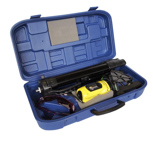 Уровень SantoolУровни лазерные<br>Тип устройства: уровень,<br>Погрешность нивелирования: 0.5,<br>Выравнивание: автоматическое,<br>Источники питания: AA<br>