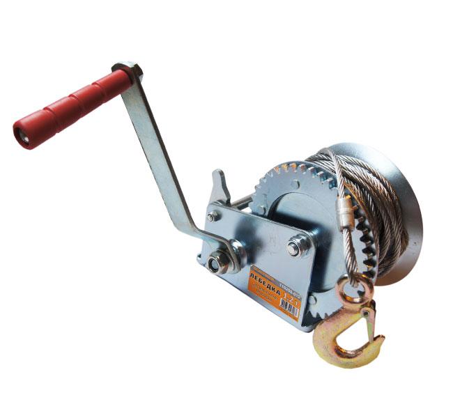 Лебедка механическая Santool