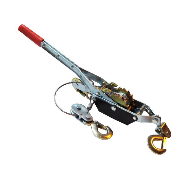 Лебедка механическая SantoolЛебедки (тали)<br>Максимальная нагрузка: 2000,<br>Тип: механическая,<br>Тип устройства: лебедка<br>