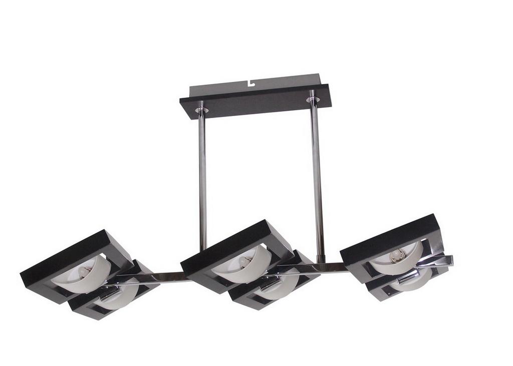 Люстра LamplandiaЛюстры<br>Назначение светильника: для комнаты,<br>Стиль светильника: модерн,<br>Тип: потолочная,<br>Материал светильника: металл, дерево, стекло,<br>Материал плафона: стекло,<br>Материал арматуры: металл,<br>Длина (мм): 550,<br>Ширина: 300,<br>Высота: 450,<br>Количество ламп: 6,<br>Тип лампы: галогенная,<br>Мощность: 40,<br>Патрон: G9,<br>Цвет арматуры: хром,<br>Коллекция: best<br>