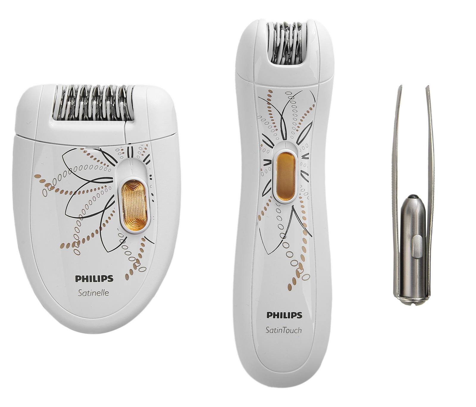 Эпиляторы и женские электробритвы