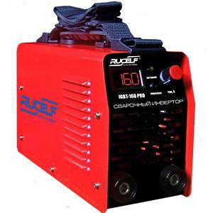 Сварочный аппарат Rucelf Igbt-160-pro