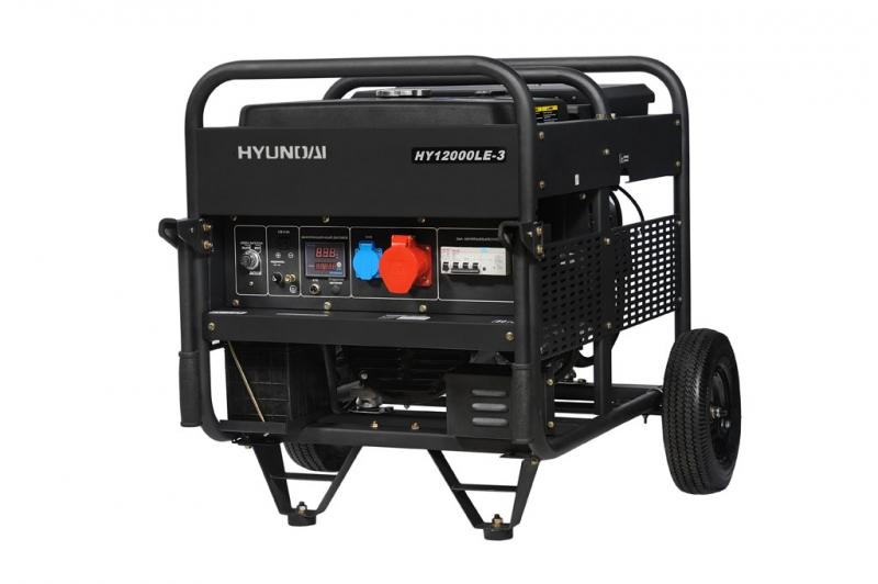 ���������� ��������� Hyundai Hy 12000le-3