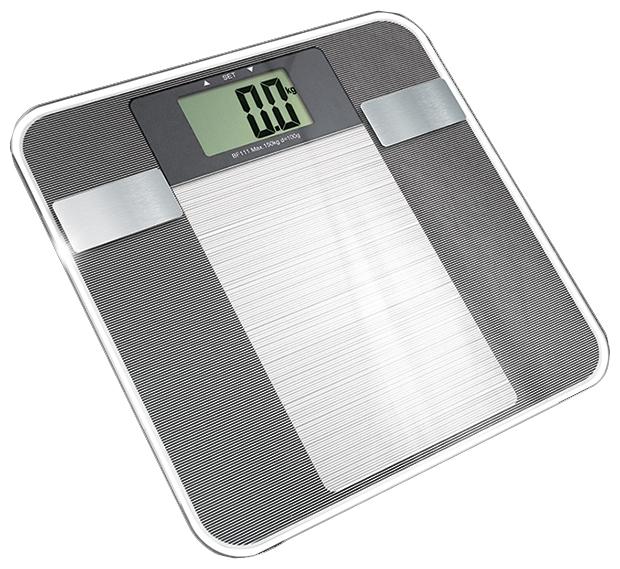 Весы напольные RedmondВесы<br>Тип весов: напольные,<br>Тип: электронные,<br>Материал: металл/стекло,<br>Источники питания: CR2032,<br>Цвет: серебристый,<br>Погрешность нивелирования: 0.1 кг,<br>Автоматическое включение/выключение: есть,<br>Единицы измерения: кг/фунты,<br>Определение доли воды: есть,<br>Определение доли жировой ткани: есть,<br>Определение доли мышечной ткани: есть,<br>Определение доли костной ткани: есть,<br>Индикация заряда: есть,<br>Индикатор перегрузки: есть,<br>Объём памяти: 10<br>