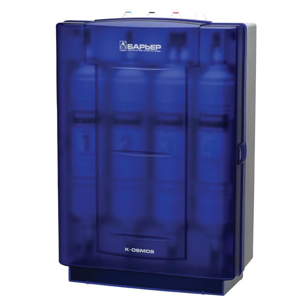 Фильтр для воды БАРЬЕРФильтры для воды<br>Тип фильтра для воды: система для питьевой воды,<br>Назначение фильтра для воды: для холодной воды,<br>Функциональные особенности фильтра для воды: бактерицидный,<br>Подключение к водопроводу: Есть,<br>Давление: 7,<br>Температура: 35<br>
