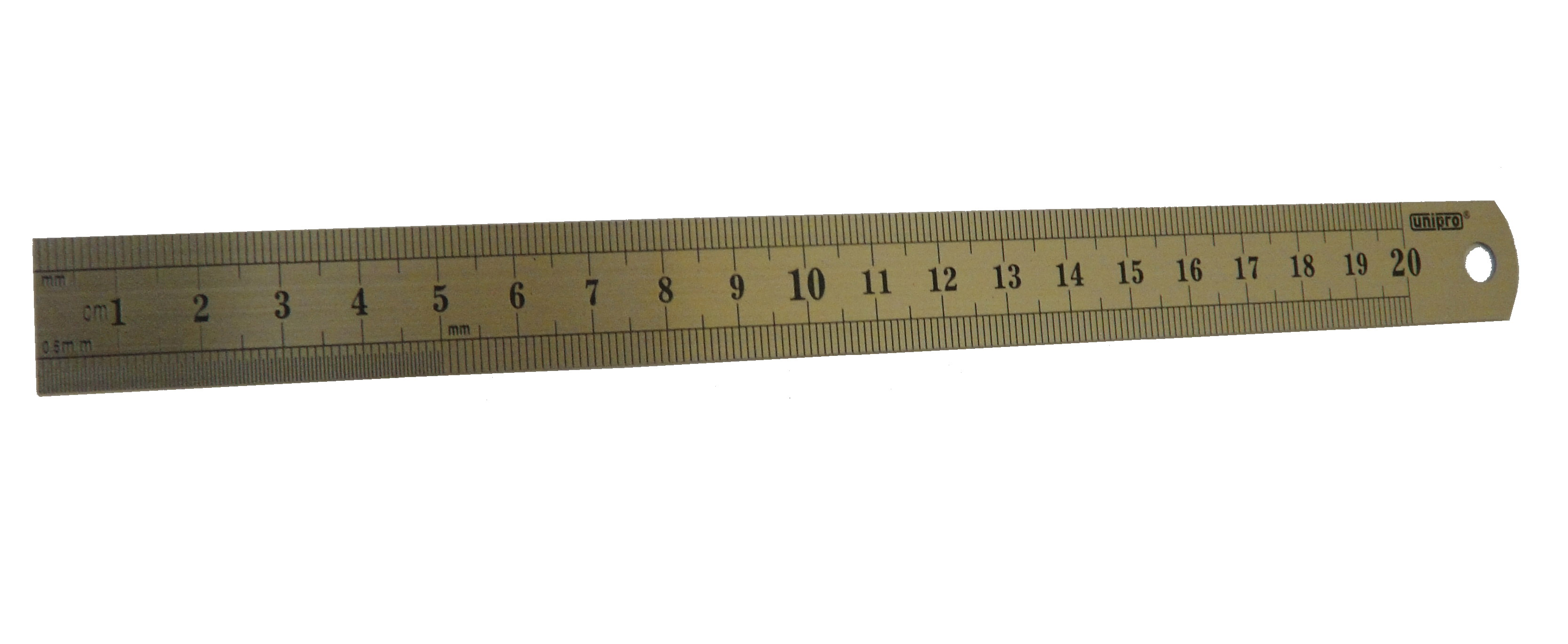 Линейка измерительная Unipro