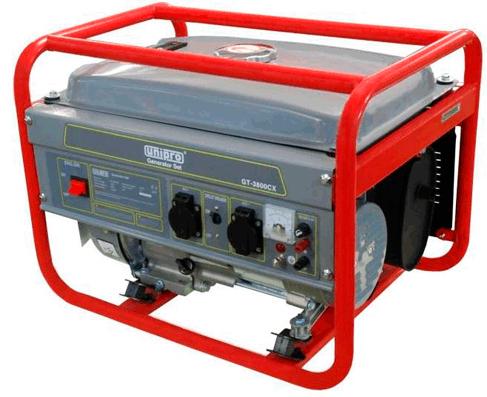 Бензиновый генератор Unipro