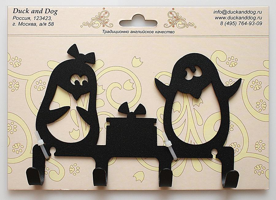 Крючок Duck & dog