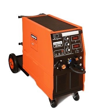 Сварочный полуавтомат СВАРОГСварочное оборудование<br>Макс. сварочный ток: 250,<br>Мощность: 12200,<br>Мощность полная: 12200,<br>Напряжение: 220,<br>Мин. входное напряжение: 187,<br>Выходной ток: 30-250/20-250,<br>Напряжение холостого хода: 56.2,<br>Потребляемый ток: 51,<br>Мин. диаметр проволоки: 0.6,<br>Макс. диаметр проволоки: 1,<br>Тип сварочного аппарата: инверторный,<br>Тип сварки: полуавт./дуговая (MIG/MAG/MMA),<br>Инверторная технология: есть,<br>Поставляется в: коробке,<br>Вес нетто: 47<br>