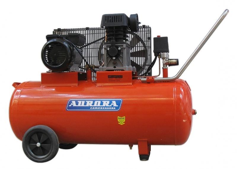 Компрессор поршневой AuroraКомпрессоры<br>Мощность: 2200,<br>Макс. производительность компрессора: 290,<br>Мин. давление: 1,<br>Макс. давление: 8,<br>Объем ресивера: 100,<br>Привод: ременной,<br>Тип компрессора: поршневой масляный,<br>Три фазы: нет,<br>Колеса: есть,<br>Размеры: 1090x430x840,<br>Вес нетто: 70,<br>Напряжение: 220<br>