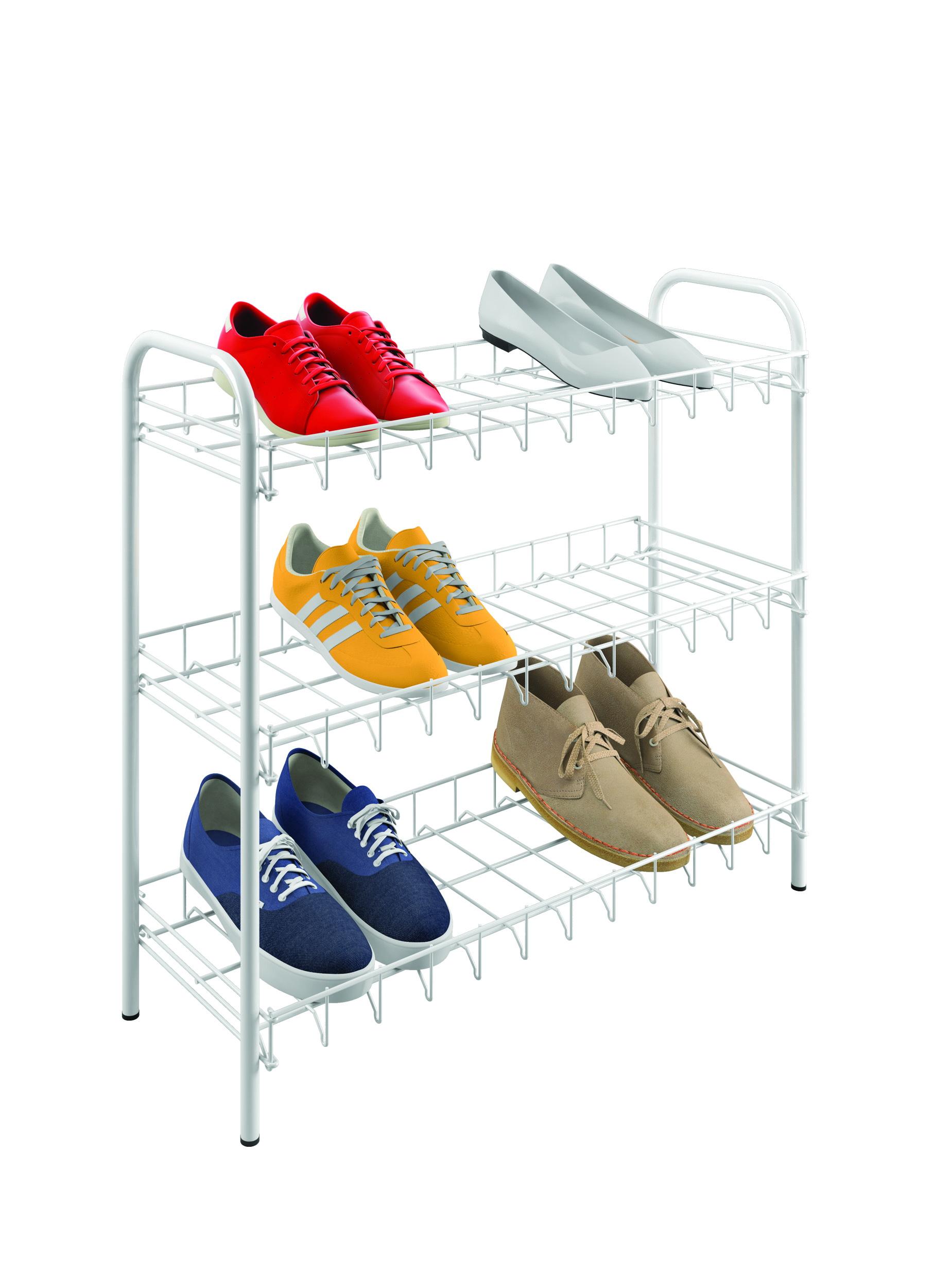 Системы хранения для одежды и обуви