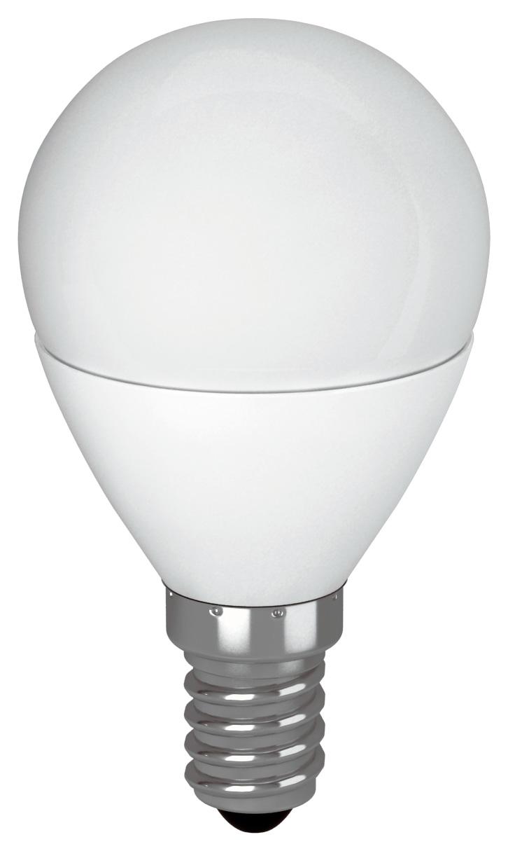 Led p 7Вт e14 3000k p45, Лампа светодиодная