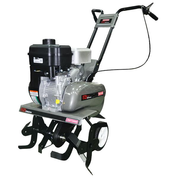 Культиватор CraftsmanКультиваторы и мотоблоки<br>Мощность (лс): 5.5,<br>Производитель двигателя: BRIGGS&amp;amp;STRATTON,<br>Тип: культиватор,<br>Тип двигателя: бензиновый,<br>Рабочий объем: 205,<br>Ширина обработки: 650,<br>Глубина обработки: 320,<br>Диаметр фрез: 320,<br>Скорости: 1,<br>Бак: 3.6<br>