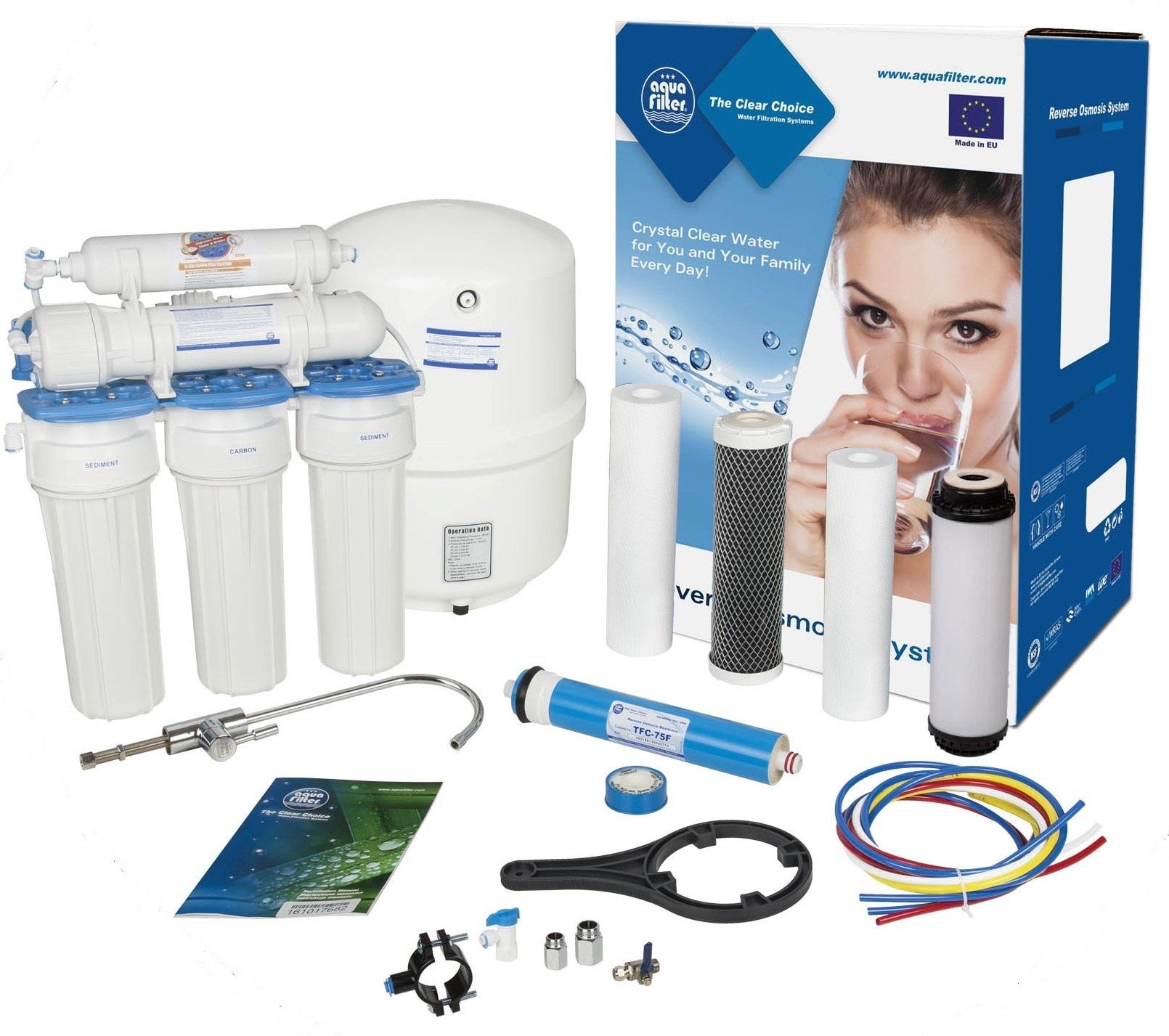 Фильтр для воды Aquafilter