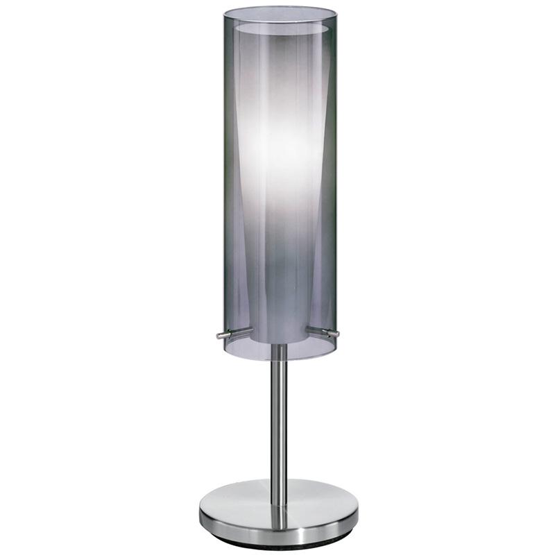 Лампа настольная EgloЛампы настольные<br>Тип настольной лампы: декоративная,<br>Назначение светильника: для гостиной,<br>Стиль светильника: модерн,<br>Материал светильника: металл,<br>Диаметр: 110,<br>Высота: 500,<br>Количество ламп: 1,<br>Тип лампы: накаливания,<br>Мощность: 60,<br>Патрон: Е27,<br>Цвет арматуры: хром<br>