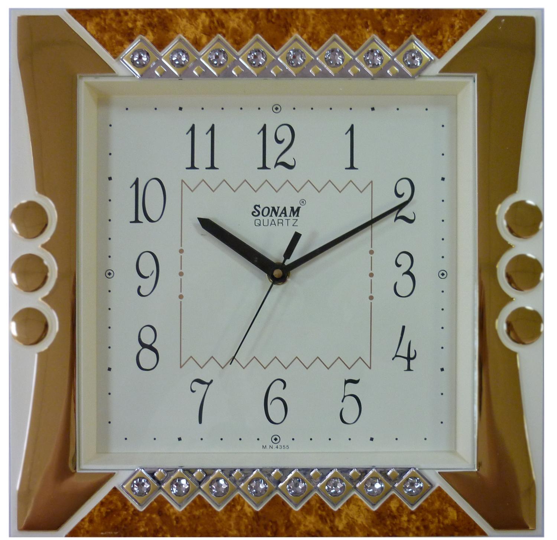 Часы настенные SonamЧасы<br>Тип: настенные,<br>Тип часов: кварцевый,<br>Форма: квадратная,<br>Напряжение: 1,5,<br>Источники питания: AA,<br>Вес нетто: 0.7<br>