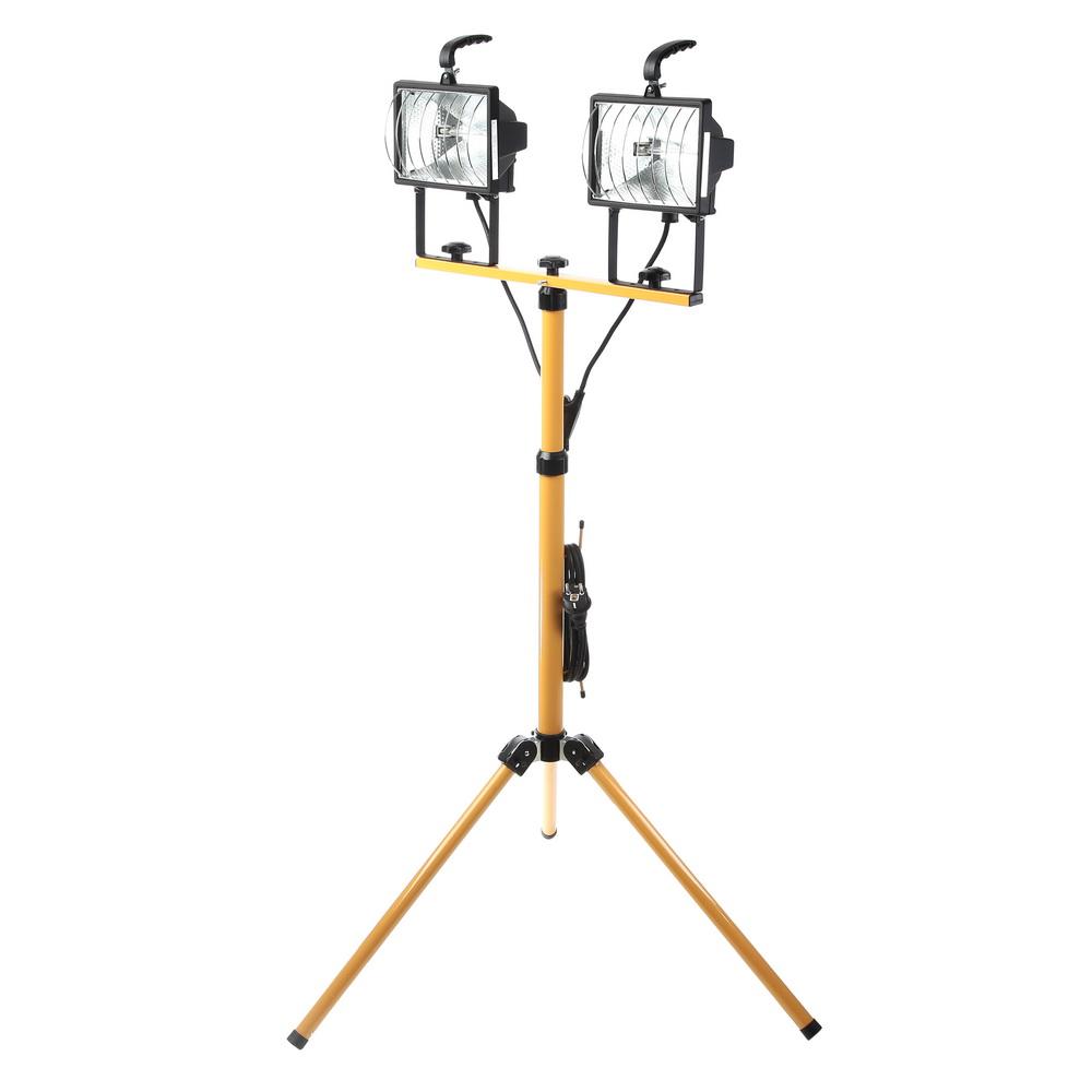 Фото 2/2 2x500Вт nfl-t2h2-500-r7s/bly, Прожектор