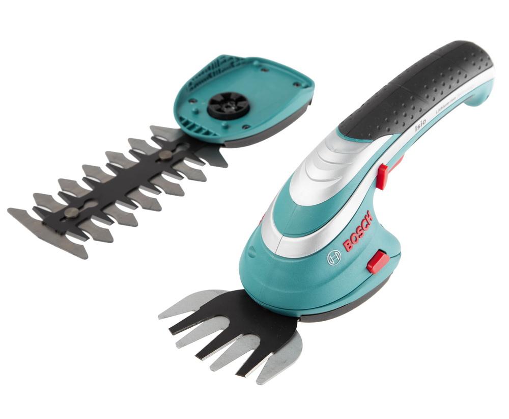 Аккумуляторные ножницы Bosch