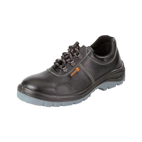 Полуботинки рабочие АХИЛЕСС САФЕТИРабочая обувь<br>Тип: полуботинки,<br>Сезон: демисезон,<br>Размер: 37,<br>Пол: мужской,<br>Цвет: черный,<br>Материал верха: натуральная кожа,<br>Подкладка: Cambrelle,<br>Подошва: ПУ/ТПУ<br>