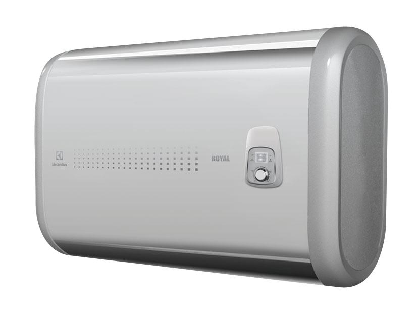 Водонагреватель ElectroluxВодонагреватели накопительные<br>Тип нагрева: прямой, Мощность: 2000, Тип: горизонтальный, Бак: 50, Макс. температура нагрева воды: 75, Тип установки: настенный, Размеры: 433х255х860, Высота: 433, Длина (мм): 255, Ширина: 860, Бак из нержавеющей стали: есть, Внутреннее покрытие бака: нерж.сталь, Ускоренный нагрев: есть, Предохранительный клапан: есть<br>